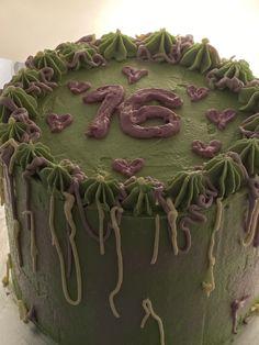 Pretty Birthday Cakes, Pretty Cakes, Cute Cakes, Cute Food, Yummy Food, Pinterest Cake, Edible Food, Cute Desserts, Dream Cake