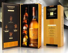 Since I loved my first bottle of Glenmorangie so much that I had none left I requested another for Christmas.  To my surprise I received the Discovery Pack which came with a couple of extras.