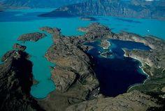 Lago argentino Santacruz