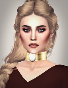 Nonaaa Sims: Keira Thomson • Sims 4 Downloads