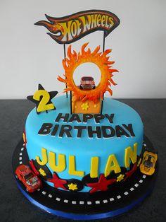 hot wheels cake designs - Google Search
