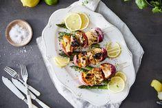 Cobb Salad, Tacos, Mexican, Fish, Ethnic Recipes, Pisces, Mexicans