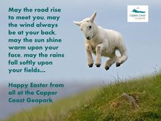 Happy Easter 2015 from all at Waterford's Copper Coast Global Geopark :-)