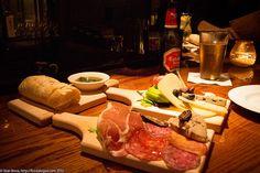 Tabla Mixta at Ceviche Tapas Bar & Restaurant, Delray Beach