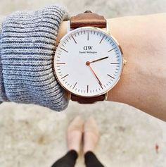 Few days left to get 15% off your own Daniel Wellington Watch use code JCHONG