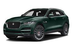 2017 Jaguar F-PACE SUV British Racing Green Metallic