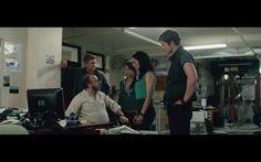 Hewlett-Packard Monitors - San Andreas (2015) Movie Scene