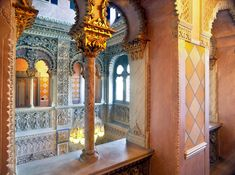 Moorish boutique hotel near lake Maggiore