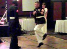 Marines Have Dance Off At Annual Ball