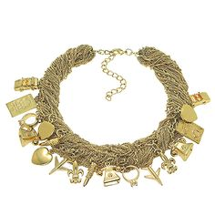 Bon Voyage $42 the Traci Lynn way. Add to this necklace the earrings & bracelet.