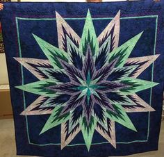 Feathered Star, Quiltworx.com, Made by Marlee, Taught by CI Sandra Kollath