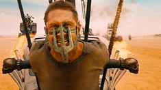 "REVIEW: ""Mad Max: Fury Road"" (2015) Tom Hardy, Charlize Theron. Dir. George Miller — The Movie Seasons"