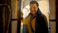 First Look at Lando Calrissian in Star Wars: The Rise of Skywalker - IGN Geek Movies, All Movies, Lieutenant Connix, The Coming Race, Nine Movie, Anthony Daniels, Billy Dee Williams, Kathleen Kennedy, Star Wars Canon