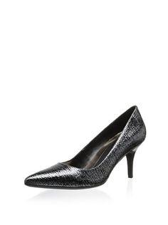 44% OFF Calvin Klein Women's Nadine Classic Pump (Black)