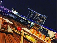 Marina Bay Sands, Singapore Instagram de @svilla • 222 Me gusta