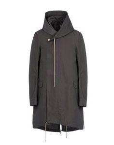 Mid-length jacket Mens - RICK OWENS