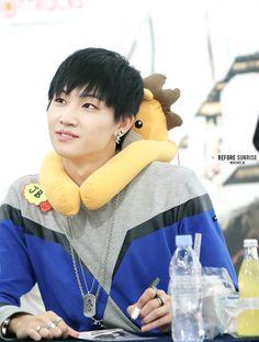 140706 Yeongdeungpo Fansign - JB