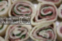 Hapjes gevulde wraps; tips en recepten - byMirandaa Wraps, Ethnic Recipes, Food, Essen, Meals, Yemek, Rolls, Rap, Eten