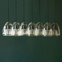 """Duo Walled Chandelier   West Elm. 36""""L x 9""""W x 30""""H. $499.00. Back-order till early Feb (can order then, 4-5 weeks to arrive)."""