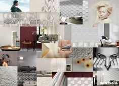 Tapeten Trends 2016 - A.S. Création Tapeten AG - Cocoon Protection  #tapetentrend #aswallpaper #ascreation #wallcovering