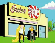Adventure Time Jay and Silent Bob! It's Snoochie Boochie Time! Finn Jake, Adventure Time Style, Silent Bob, Cartoon Tv Shows, About Time Movie, Room Themes, Funny Cute, Best Funny Pictures, Silly Pictures
