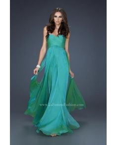 Jovani Prom -La Femme 17111 prom dress - Lafemme 2012 - lafemme17111 - US$156.98 - english