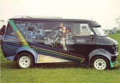 Custom Van