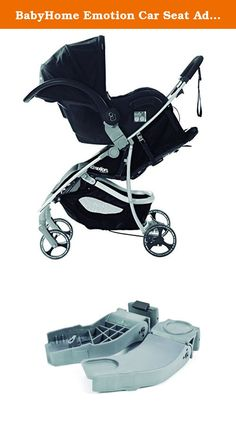 Baby Jogger Adapter f/ür City Versa Baby Jogger Maxi-Cosi Gruppe 0/+