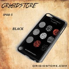 Twenty One Pilots For Ipod Touch 5 Snap On and 3D Case