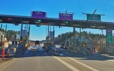 """DOVER, NH— The state has put the proposed move of the Dover tollbooth on the Spaulding Turnpike """"on hold"""" as it assesses the use of an"""