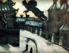 Картинная галерея - Марк Шагал