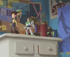 The Art of Toy Story 3: Charles Solomon, John Lasseter, Lee Unkrich, Darla K. Anderson: 9780811874342: Amazon.com: Books via PinCG.com