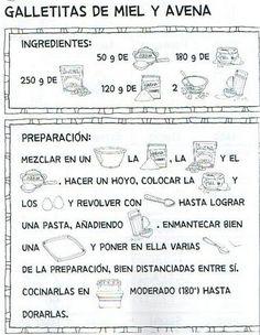 18 Mejores Imagenes De Recetas Para Ninos Food Preschool Y