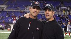 Harbaugh brothers - Super Bowl XLVI