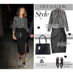 Get The Look - Jessica Alba