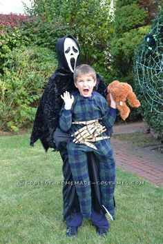 1000 images about costumes on pinterest alien halloween for Homemade halloween costumes for 10 year olds