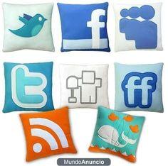 Redes sociales...