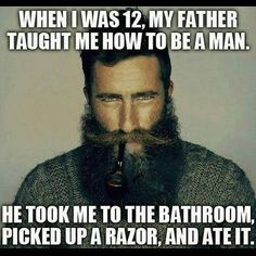 #‎beards #‎beardlife #‎beardmeme #‎beardgang #‎beardnation #‎beardmovement #‎bilf #‎btfu #‎man #‎beardilizer #‎houseofmane