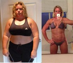 """This is what Angela Smith, prior military and a wife and mom of 4 boys says, """"I started getting fit October 10,2011. In a little over 6 months I lost 100lbs I went from 236 lbs to 136 lbs through a strict diet and working out 3-4 times a week. I had a ruptured disc and had to have surgery in September of 2011, I knew I had to change my life and get fit!!"""" Are you ready to change YOUR BODY?!?! #health #healthy #fitness #weightloss #motivation"""
