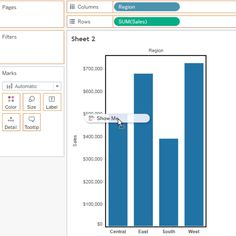 Waterfall Chart In Tableau  Tableau