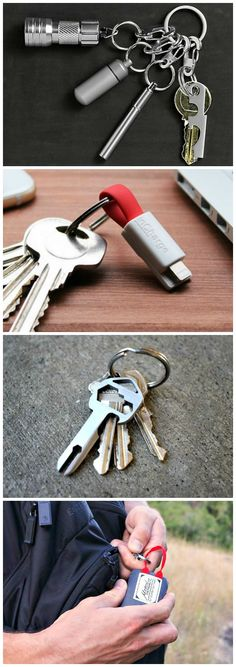Follow-up to our original list with more tiny gadgets that fit on our ever growing keychain.