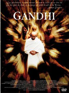 GANDHI - Richard Attenborough - DVD