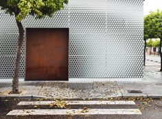 Pattern is a great tool for embellishing building exteriors to create identity, animating or defining a space, introducing light-and-shadow play or adding su...