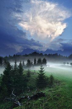 Nightfall| byKilian Schönberger