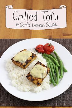 Lemon Achiote Grilled Tofu Recipes — Dishmaps