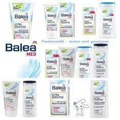 freshworld - testen und gewinnen: Balea MED Ultra Sensitive - Schutz, Beruhigung und... #neubeibalea #neubeidm #freshworld007