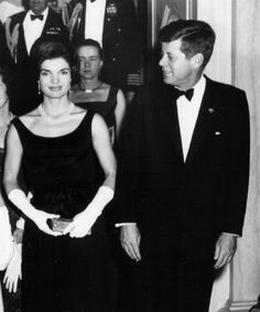 Jackie Kennedy And JFK: Former