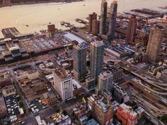 Future Buildings, World Cities, Aerial View, City Photo, Times Square, Nyc, Architecture, Amazing, Places
