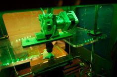 patente impresión 3d