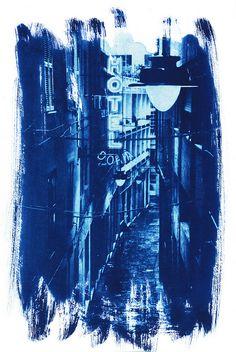 cyanotype © jürgen modis - genua